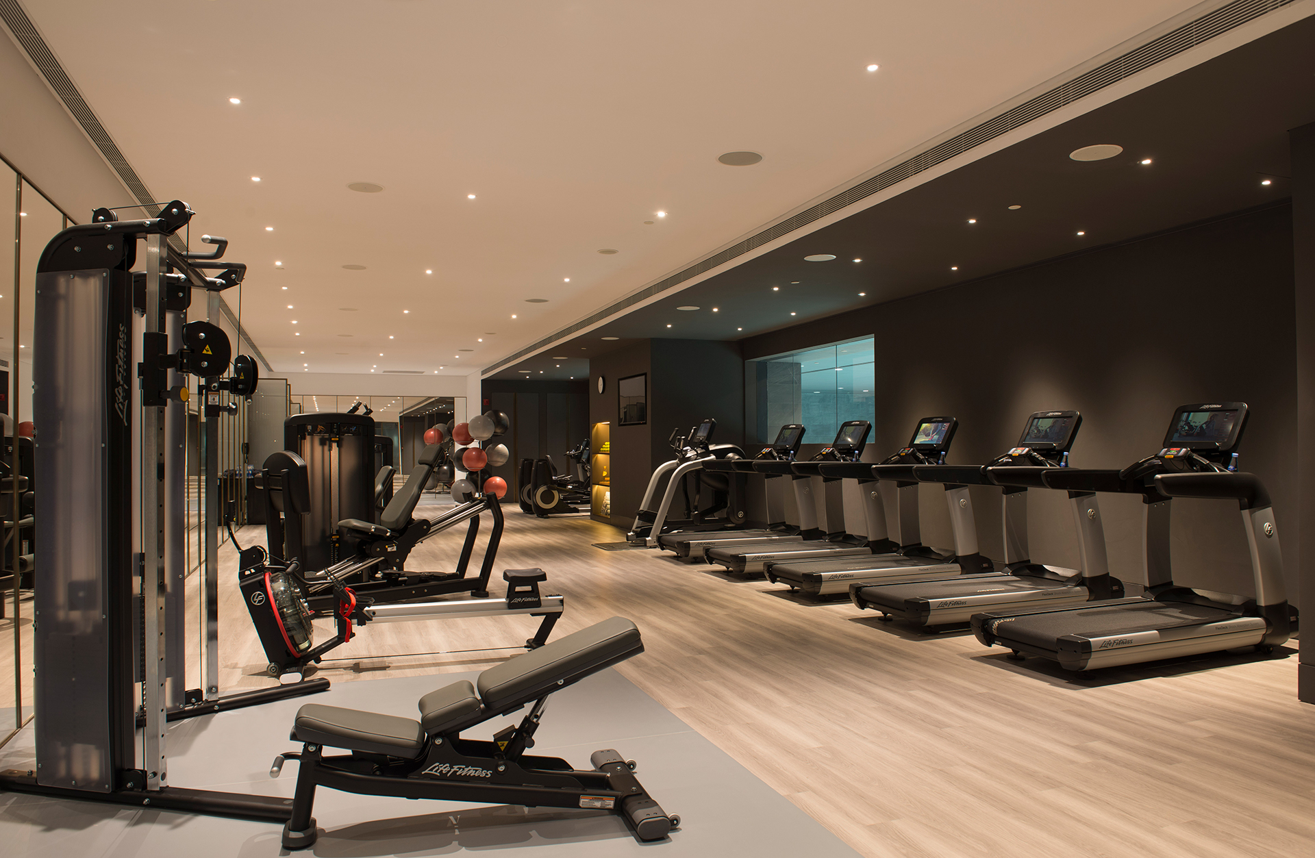 The Sukhothai Shanghai State of the Art Fitness Centre