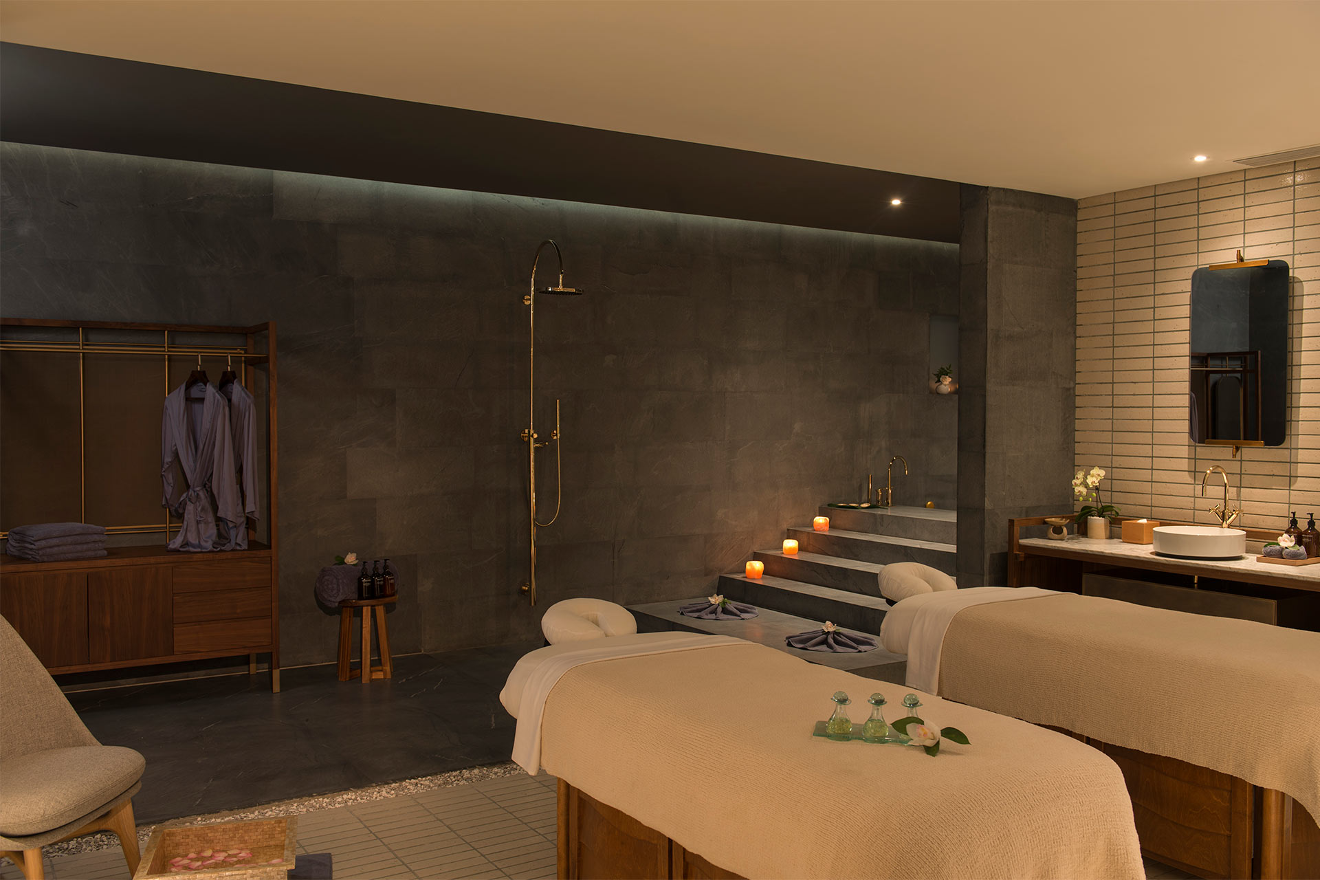 The Sukhothai Shanghai The Retreat Treatment Suite (Double)